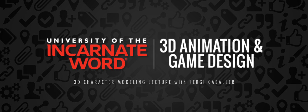 3d Modeling Lecture At University Of The Incarnate Word