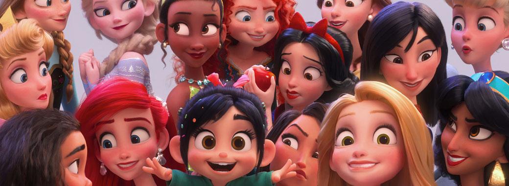 Wreck It Ralph Animation Movie 4k Hd Desktop Wallpaper For: Wreck-It Ralph 2
