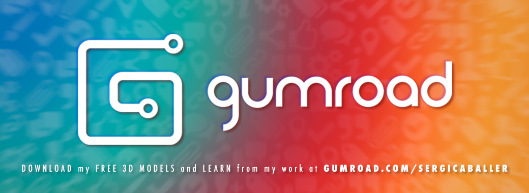 I'm opening a Gumroad Store! - Sergi Caballer